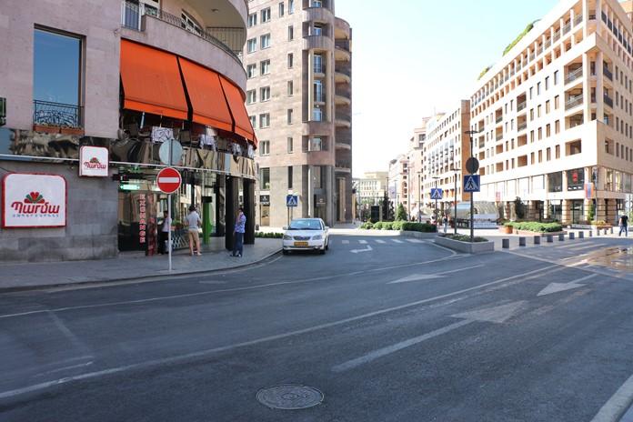 Puşkin Caddesi, Erivan