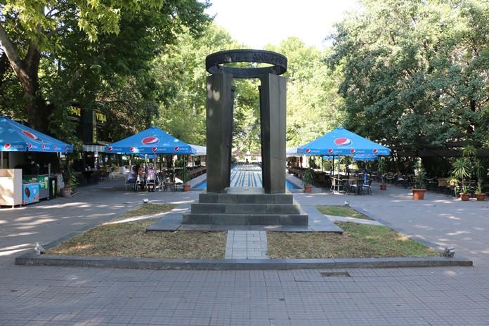 Shahumyan Parkı, Erivan