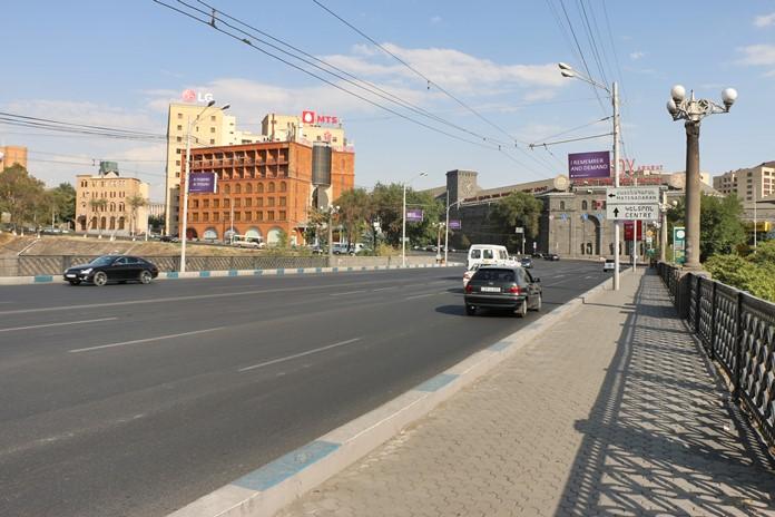 Victory Köprüsü, Erivan