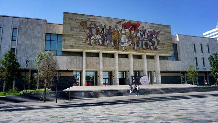 Arnavutluk Bağımsızlık Müze Binası
