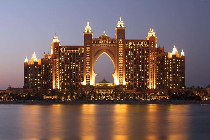 Dubai Balayı Tatili