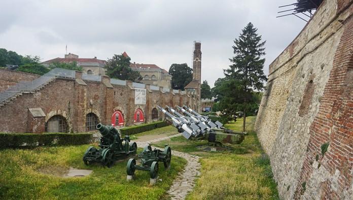 Belgrad Askeri Müzesi