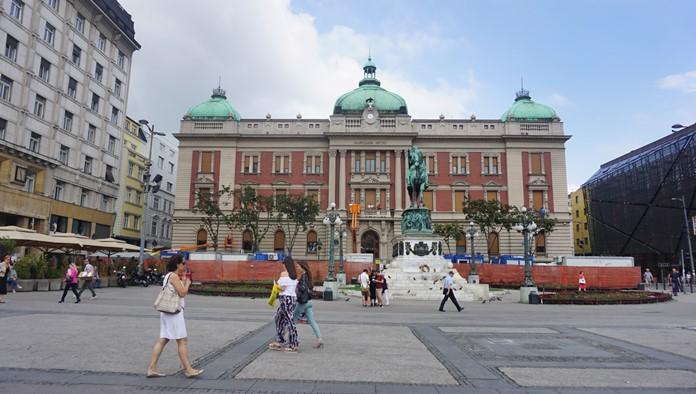 Cumhuriyet Meydanı, Belgrad