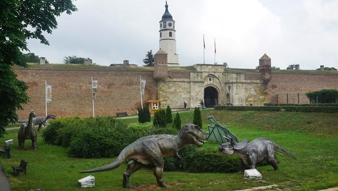 Belgrad Hayvanat Bahçesi, Belgrad