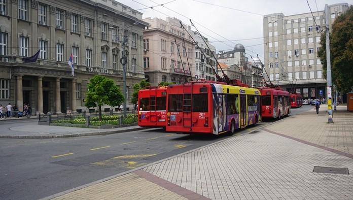 Belgrad Otobüsleri