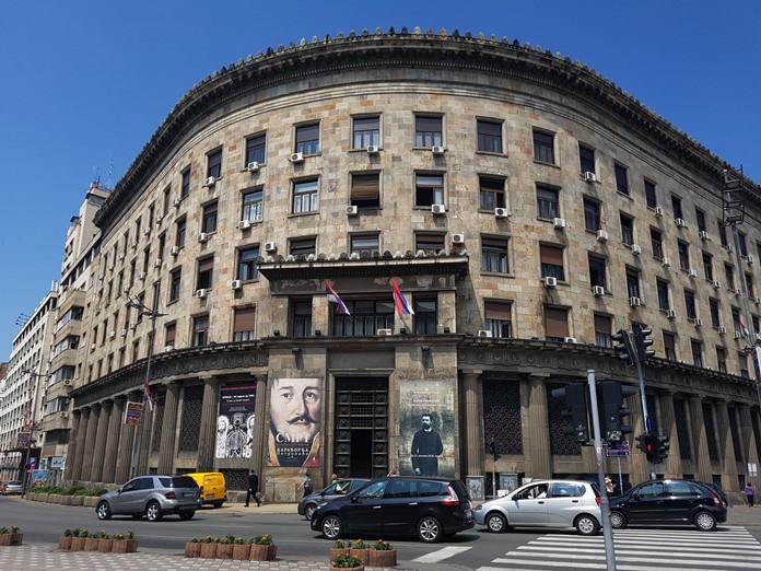 Belgrad'da Tarihi Binalar