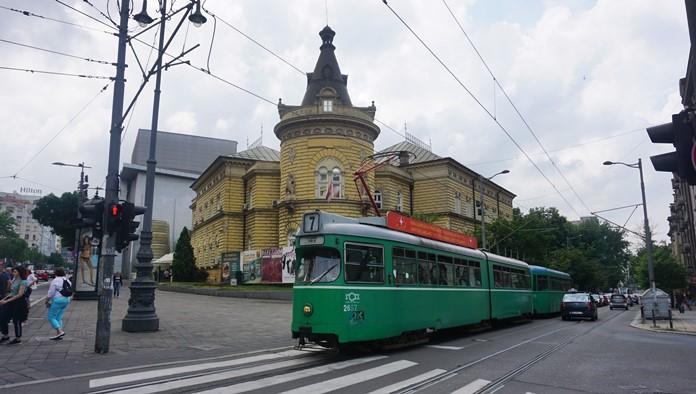 Belgrad Tramvayları