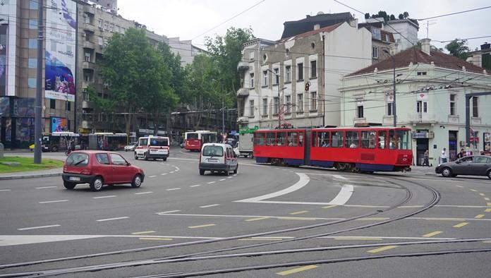 Belgrad Troleybus