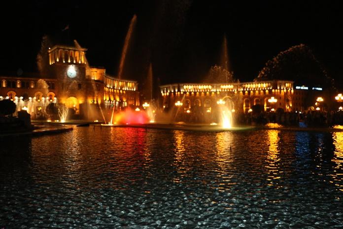 Erivan Gece Hayatı