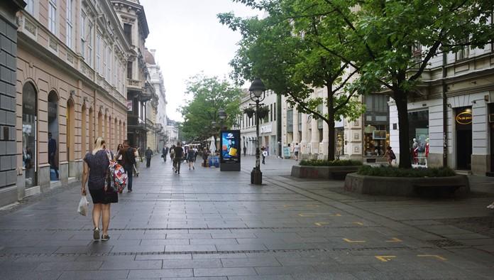 Knez Mihailova Caddesi, Belgrad