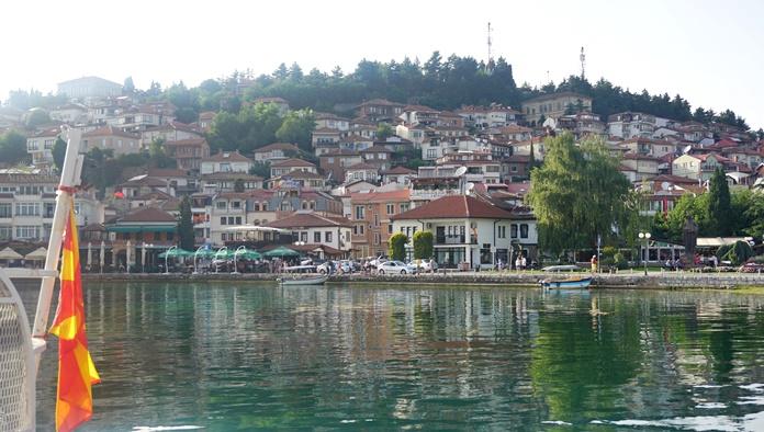 Ohri Gölü, Makedonya