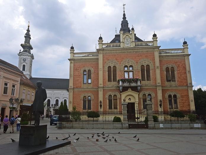 Piskopos Sarayı, Novi Sad