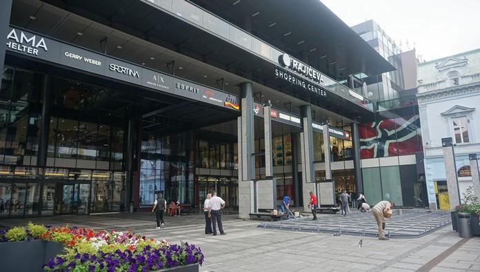 Rajiceva Alışveriş Merkezi