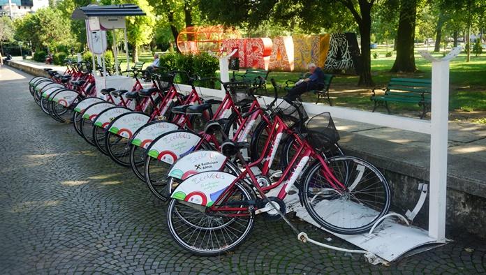 Tiran Bisiklet Kiralama Hizmeti