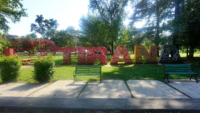 Tiran Parkı