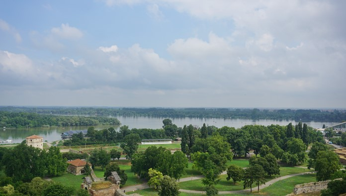 Tuna ve Sava Nehirleri