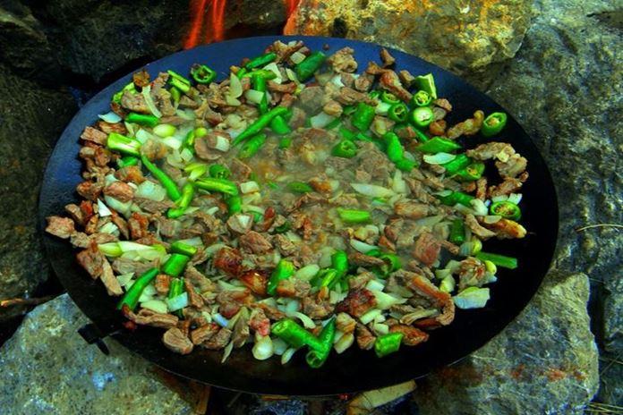 Azerbaycan Yemekleri: Et Yemeği