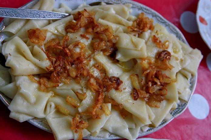 Azerbaycan Mutfağı: Hamur İşleri