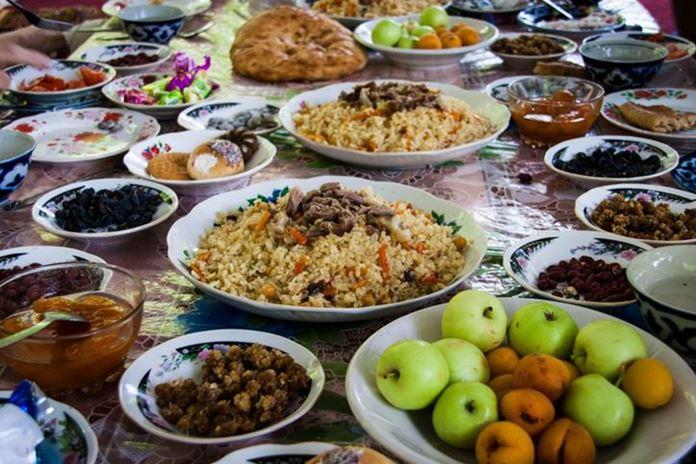 Azerbaycan Yemekleri: Pilav