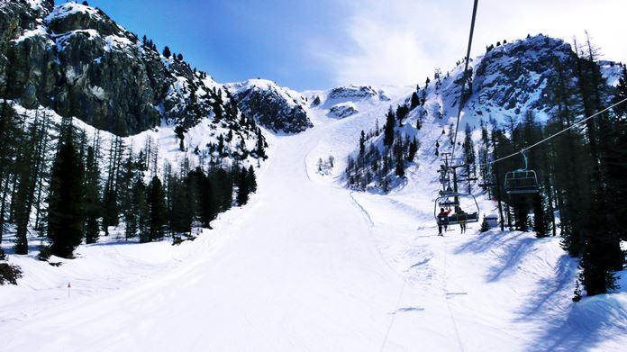 Cortina Kayak Merkezi, İtalya