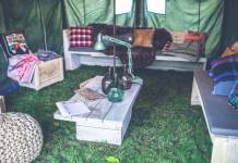 Kamp esnasında kullanılması gereken temel kamp malzemeleri hakkında bilgi.