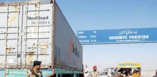 İran-Pakistan Sınır Kapısı