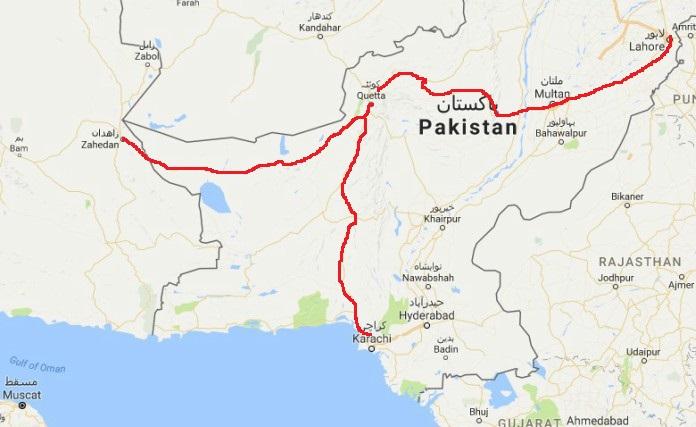 İran Pakistan Sınırı: Pakistan'a Nasıl Gidilir?