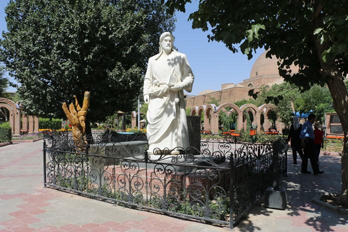 Afzaladdin Bedel Khagani, Tebriz