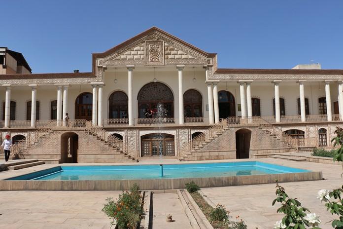 Amir Nezam Evi, Tebriz