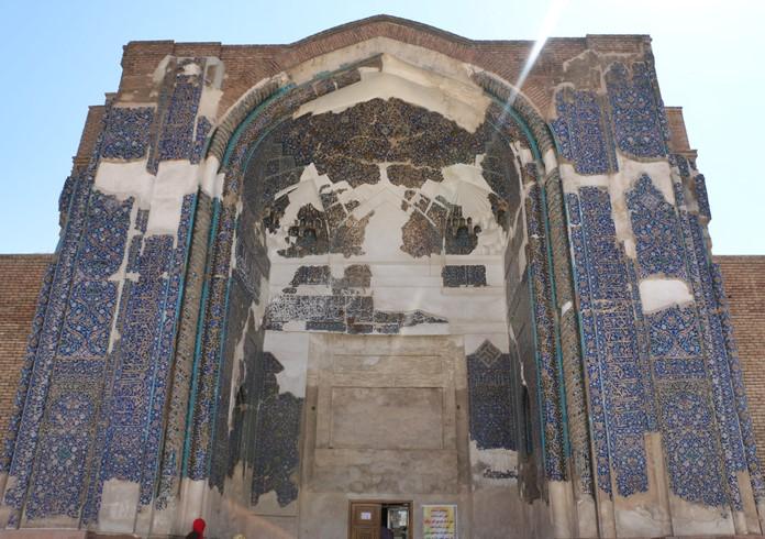 Mavi Camii, Tebriz