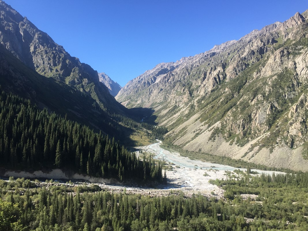 Ala Archa, Kırgızistan