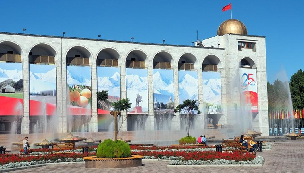 Ala Too Meydanı, Kırgızistan