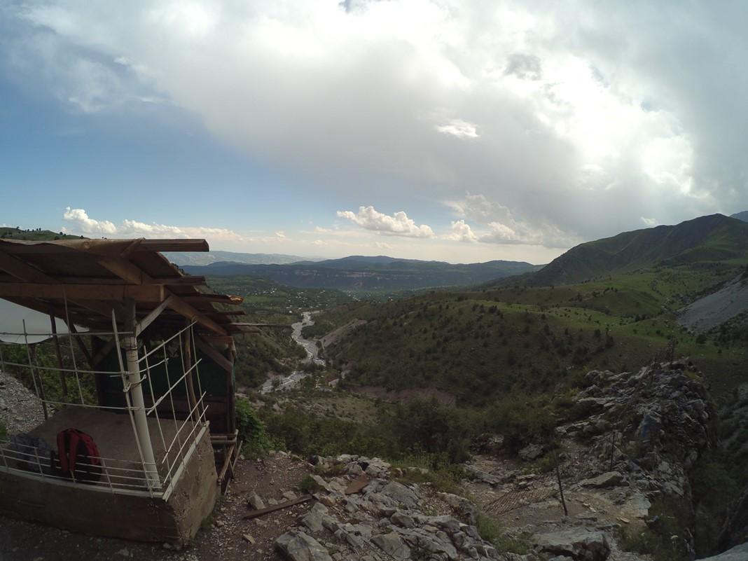 Arslan Bop, Kırgızistan