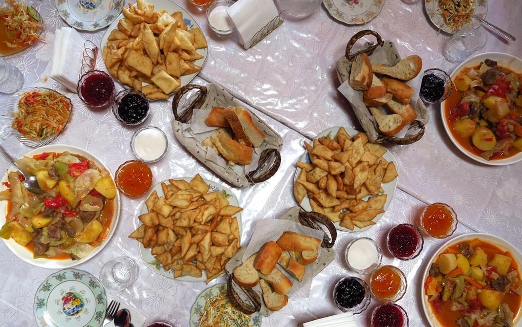 Kırgız Kahvaltısı