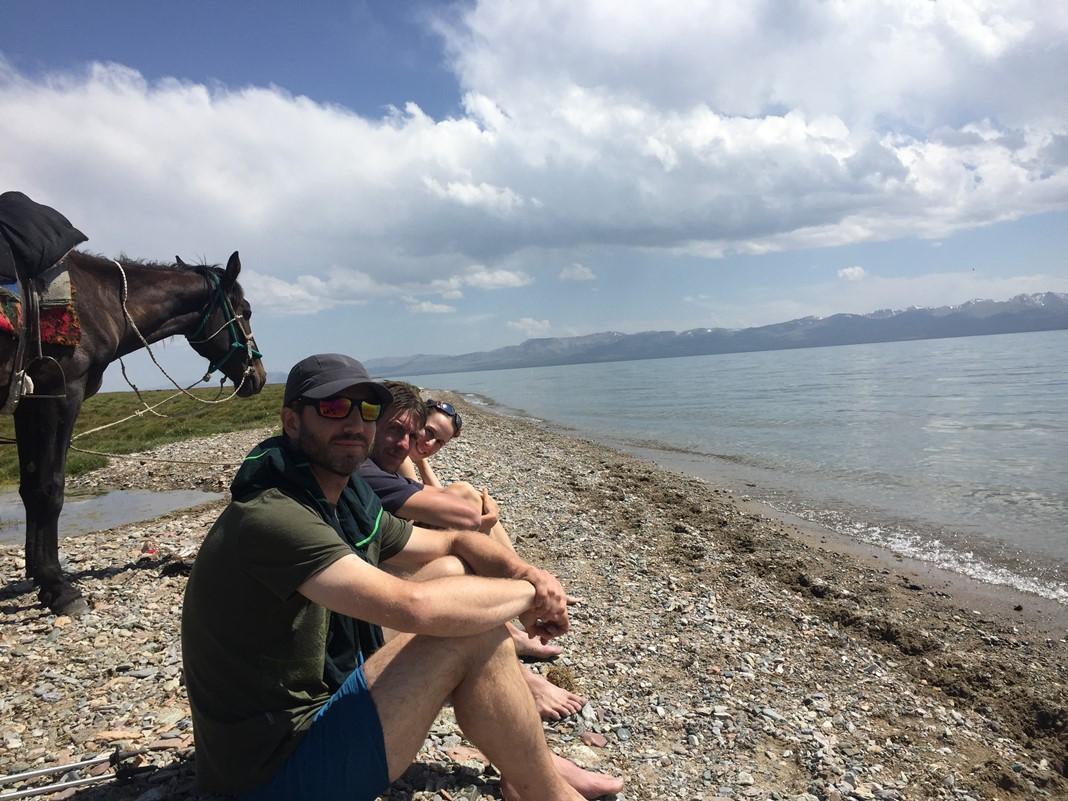 Song Kul Gölü, Kırgızistan