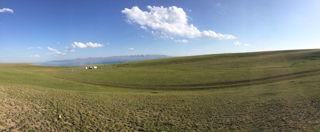Song Kul Ovası, Kırgızistan