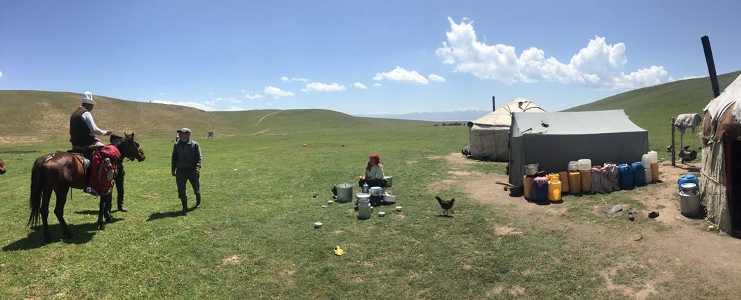 Song Kul, Kırgızistan