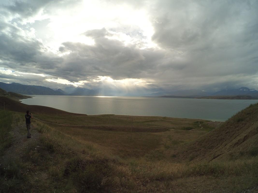 Toktugul Su Havzası, Kırgızistan