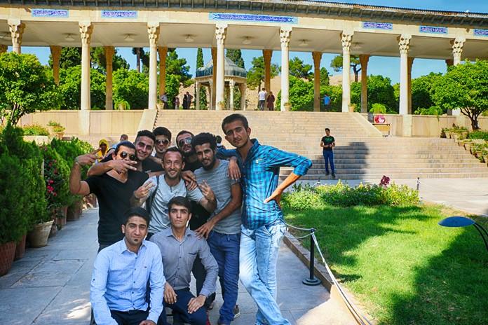Hafız Şiraz-i'nin Kabri, Şiraz