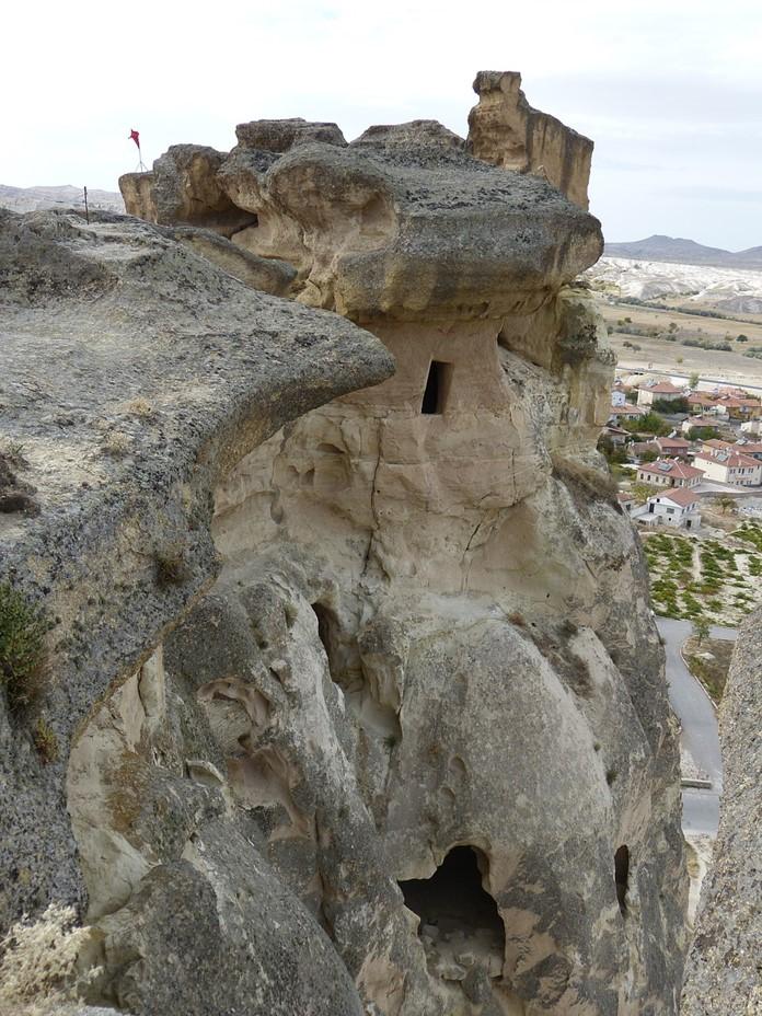 Çavuşin Köyü, Kapadokya