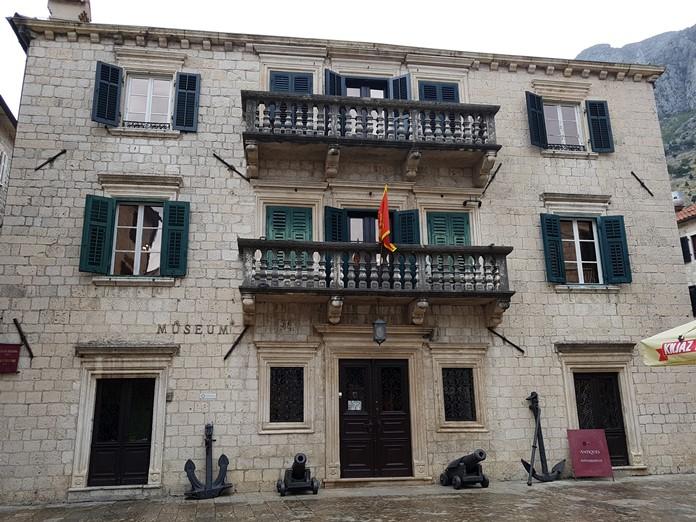 Denizcilik Müzesi, Kotor