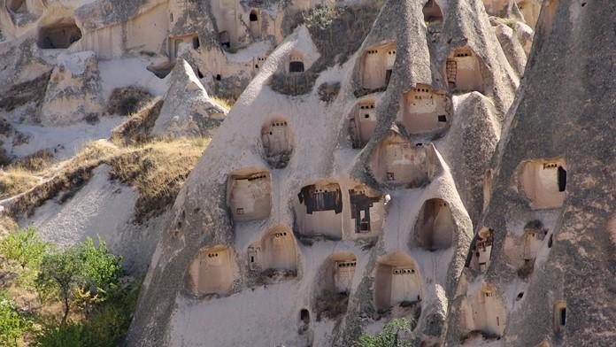 Derinkuyu Yeraltı Şehri, Kapadokya