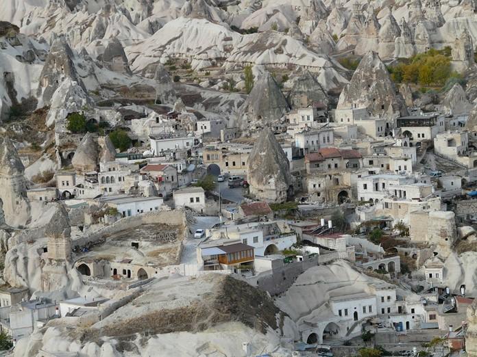 Göreme Açık Hava Müzesi, Kapadokya