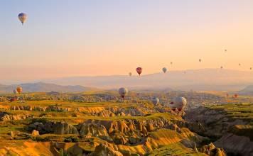 Kapadokya gezilecek yerler (En iyi 15 yer)