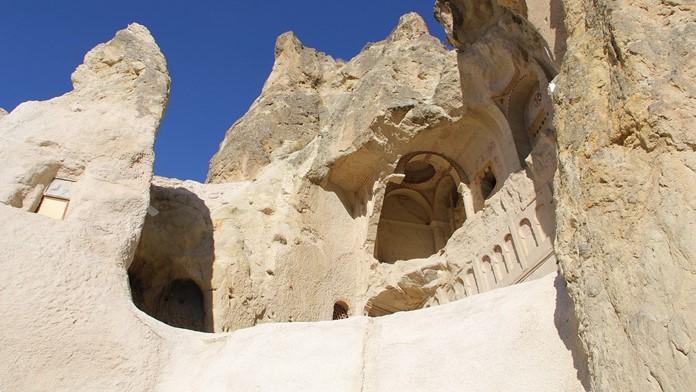 Kaymaklı Yeraltı Şehri, Kapadokya