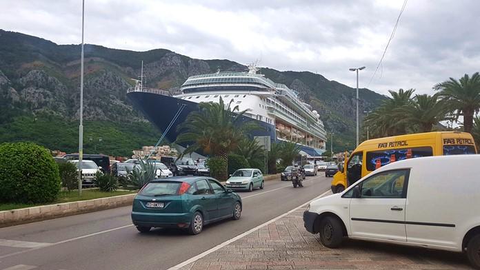 Kotor'da Ulaşım