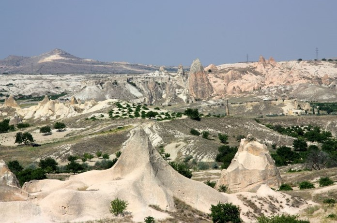 Paşabağ, Kapadokya
