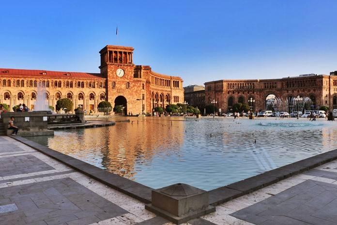 Ermenistan vizesi ve Ermenistan'a nasıl gidilir hakkında bilgi.
