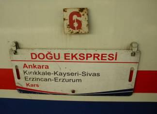 Doğu Ekspresi Hakkında Her Şey (Ankara-Kars Treni)