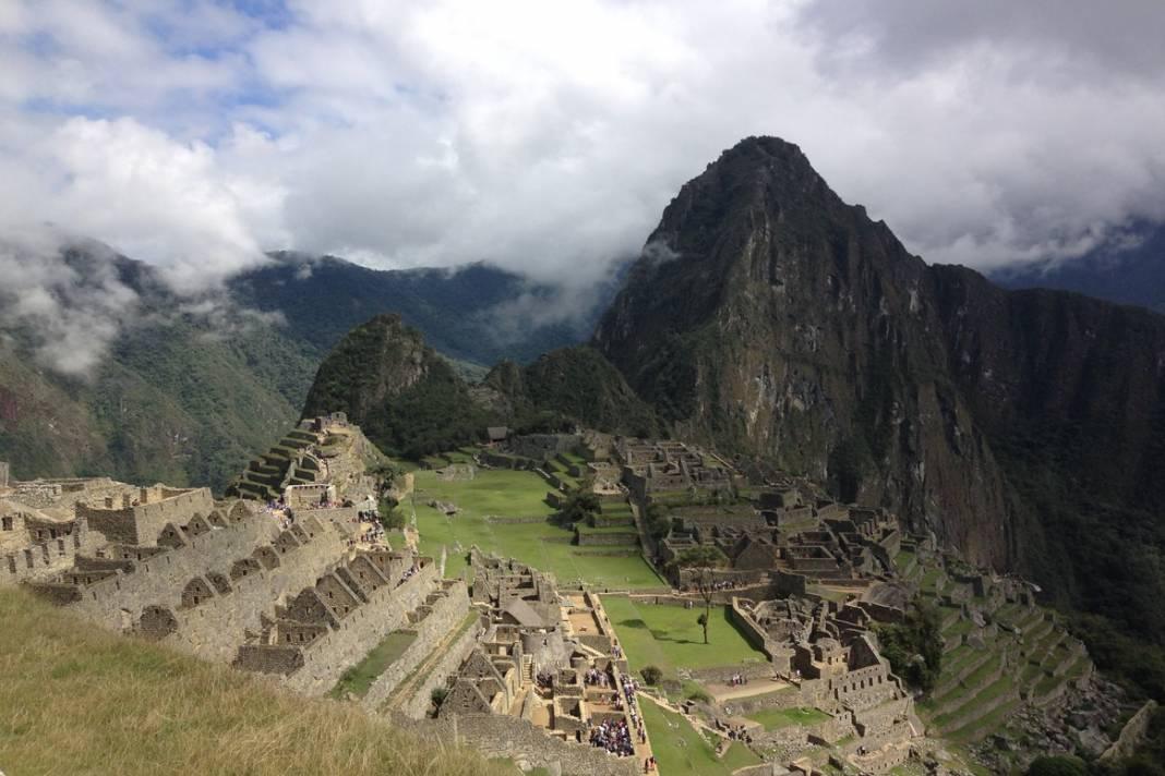 Machu Picchu Antik Kenti Hakkında Bilgi.